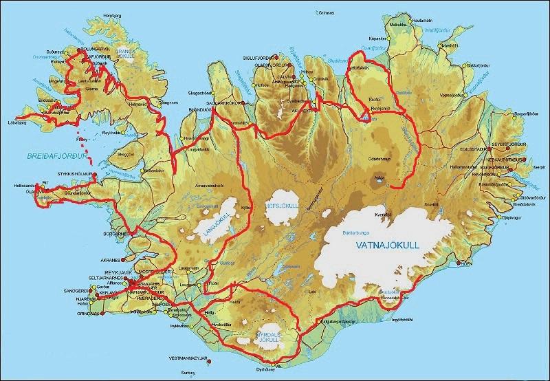 Itinerari self drive 13 giorni